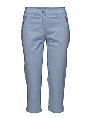 Capri pants - FRENCH BLUE