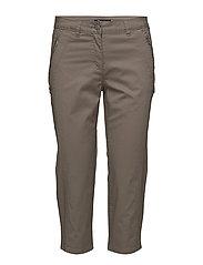 Capri pants - MOON ROCK
