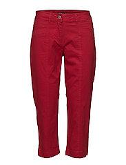 Capri pants - RED