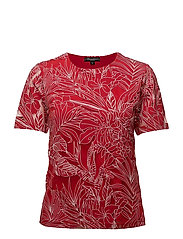 T-shirt s/s - RED