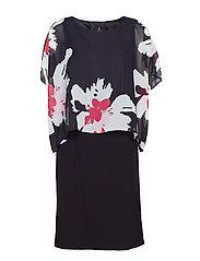Suiting dress - BLACK