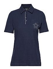 Polo Shirt - MIDNIGHT BLUE
