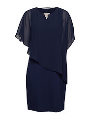 Dress-knitted - NAVY