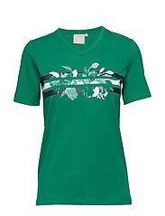 T-shirt s/s - GRASS GREEN