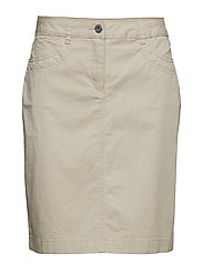Casual skirt - SAND