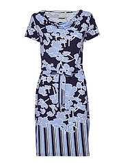 Dress-jersey - MIDNIGHT BLUE