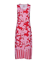 Dress-jersey - FIESTA RED