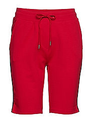 Shorts-knitted - RED