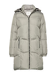Coat Outerwear Heavy - WILD DOVE