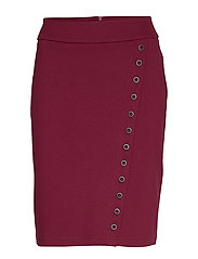 Skirt-jersey - RUBY PASSION
