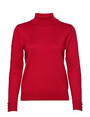 Pullover-knit Light - RED