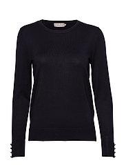Pullover-knit Light - MIDNIGHT BLUE