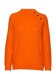 Pullover-knit Heavy - VIBRANT