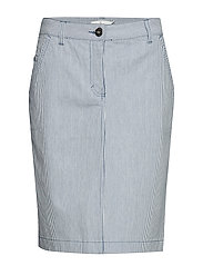Casual skirt - DENIM LIGHT BLUE
