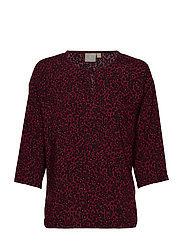 Blouse-woven - RUBY PASSION