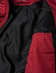 Brandtex - Coat Outerwear Heavy - dynefrakke - red - 5