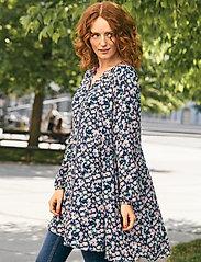 Brandtex - Dress-light woven - hverdagskjoler - medieval blue - 0