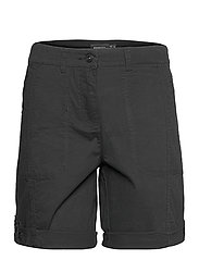 Casual shorts - BLACK
