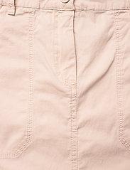 Brandtex - Casual skirt - midinederdele - pale blush - 3