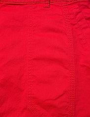 Brandtex - Casual skirt - midinederdele - racing red - 4