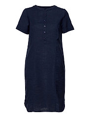 Casual dress - MIDNIGHT BLUE
