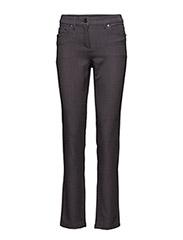 Jeans - GREY MELANGE