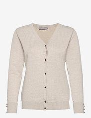 Cardigan-knit Light - DESERT MELANGE