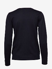 Brandtex - Cardigan-knit Light - cardigans - midnight blue - 1