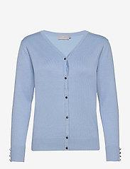 Cardigan-knit Light - SERENITY BLUE