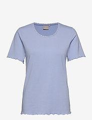 T-shirt s/s - SERENITY BLUE