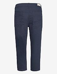 Brandtex - Capri pants - pantalons capri - midnight blue - 2