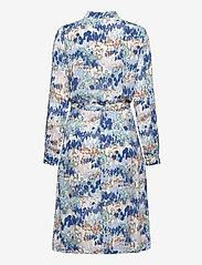 Brandtex - Dress - skjortekjoler - midnight blue - 2