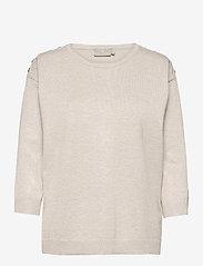 Pullover-knit Light - DESERT MELANGE