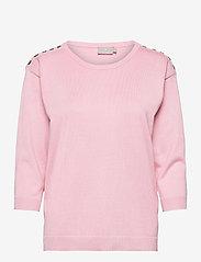 Brandtex - Pullover-knit Light - trøjer - pink nectar - 0