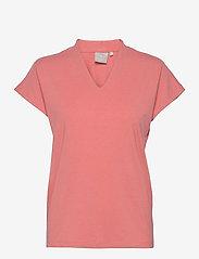 Brandtex - Sleeveless-jersey - t-shirts - faded rose - 0