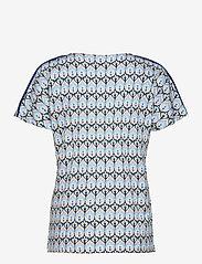 Brandtex - T-shirt s/s - t-shirts - serenity blue - 1