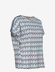 Brandtex - T-shirt s/s - t-shirts - serenity blue - 2