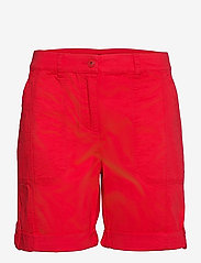 Casual shorts - RACING RED