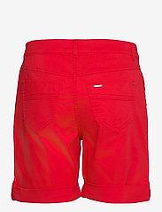 Brandtex - Casual shorts - shorts casual - racing red - 2