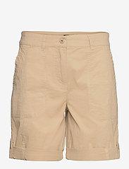 Brandtex - Casual shorts - casual shorts - safari - 1