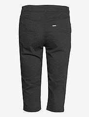 Brandtex - Capri pants - capri bukser - black - 2