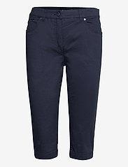 Capri pants - MIDNIGHT BLUE