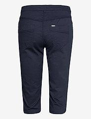 Brandtex - Capri pants - capri bukser - midnight blue - 2