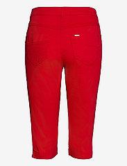 Brandtex - Capri pants - pantalons capri - racing red - 2