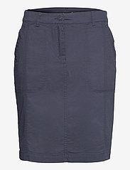 Casual skirt - MIDNIGHT BLUE
