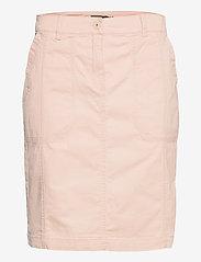 Casual skirt - PALE BLUSH