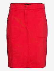 Casual skirt - RACING RED