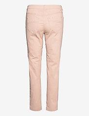 Brandtex - Casual pants - slim fit bukser - pale blush - 2