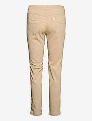 Brandtex - Casual pants - slim fit bukser - safari - 2