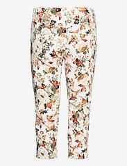 Brandtex - Capri pants - pantalons capri - deep lichen green - 2
